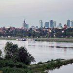 Atrakcje Warszawy znaleźć można nad Wisłą