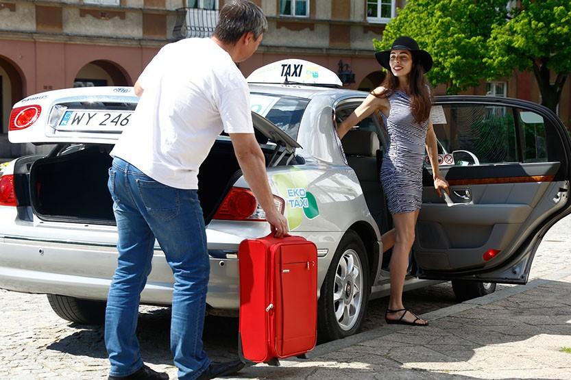 Eko Taxi w Warszawie dba o swoich klientów