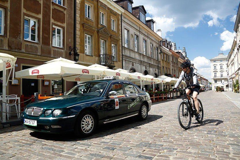 Tanie taxi w Warszawie to Eko Taxi