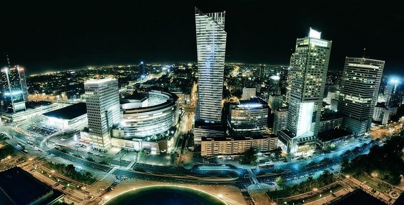 Warszawa słynie z wielu koncertów